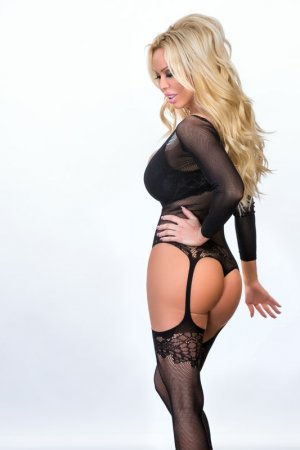 Li-ann erotic massage in Frankfort IN